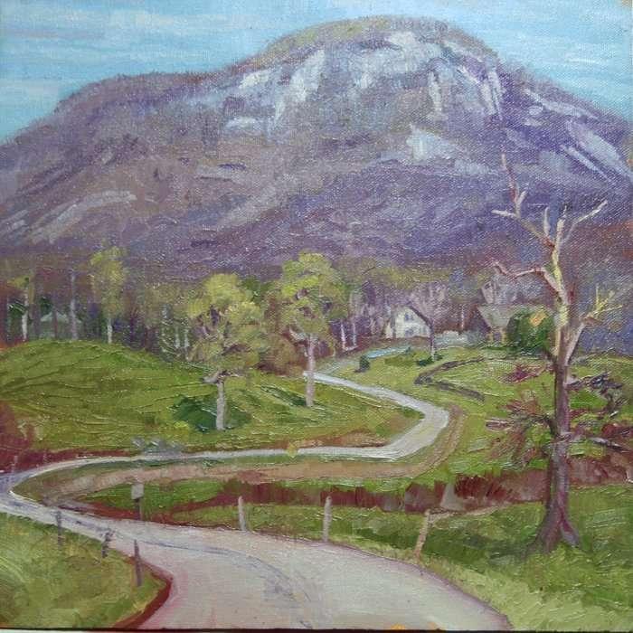 Yonah Mountain Spring