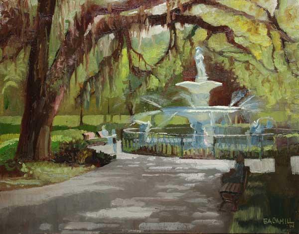 Forsyth Park Savanna