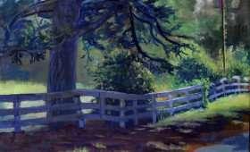 Farm Fence 12×16 : $300