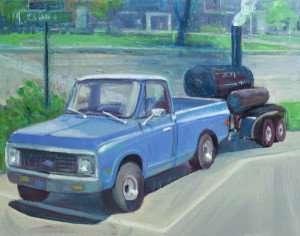 Chevy&Smoker