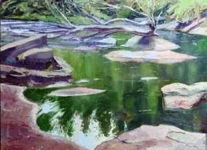 Creek Shapes