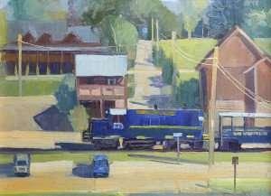Blue Ridge Squared