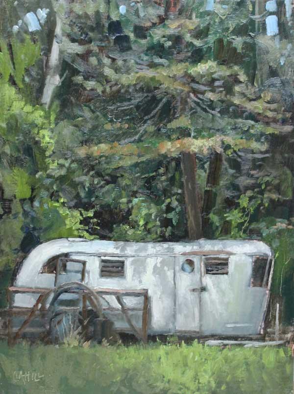 Plein Airstream-Ed Cahill