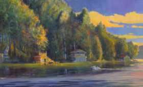 Sunset Cruze 15×30