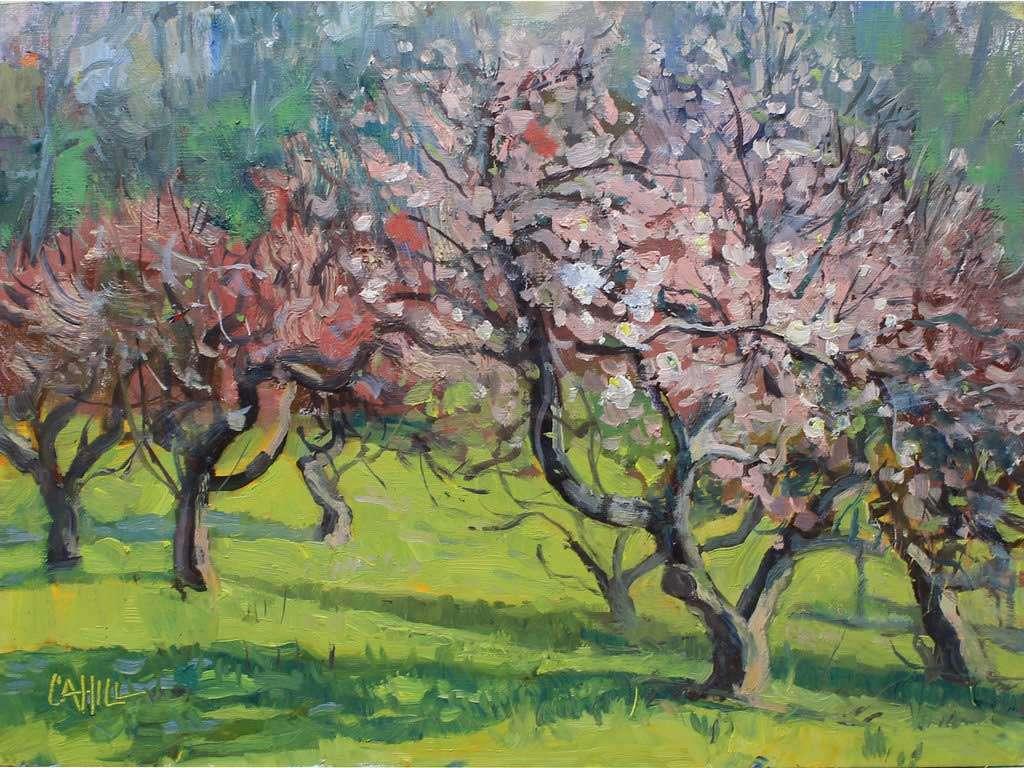 Peaches Plein Air