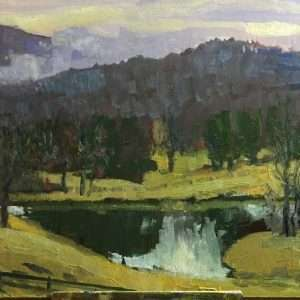 Sautee Valley, Ed Cahill